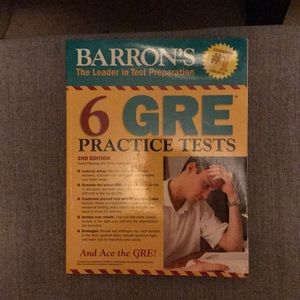 GRE Practice Tests
